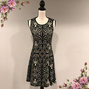 MAKE AN OFFER ;) Beautiful print sleeveless dress